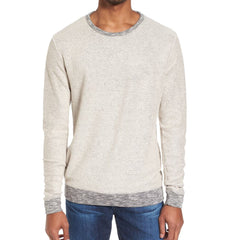 Vestige Reverse French Terry Pullover - Grey