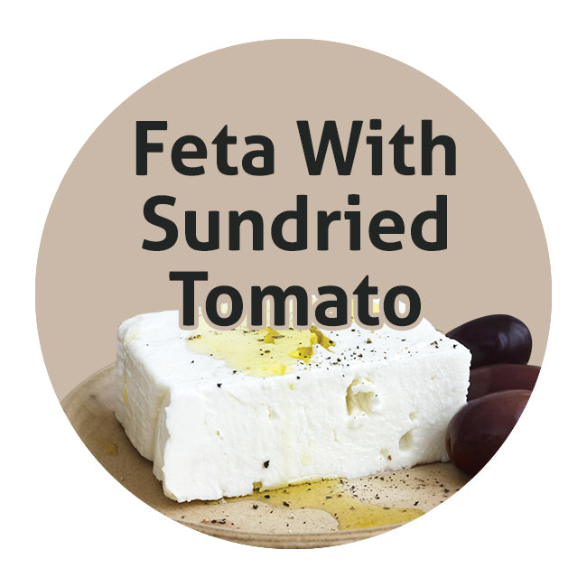 Feta With Sundried Tomato