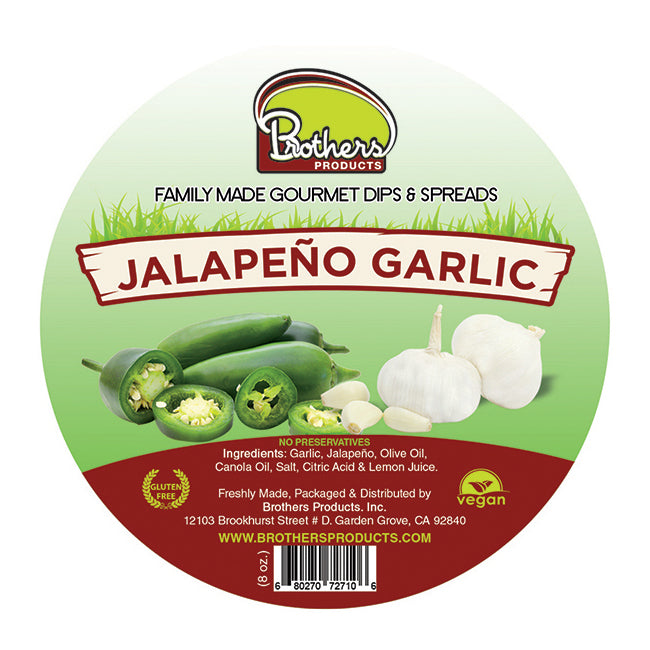 Jalapeño Garlic