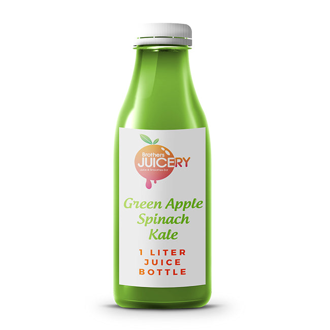 Green Apple Spinach Kale