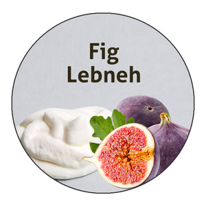 Fig Lebneh