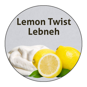 Lemon Twist Lebneh