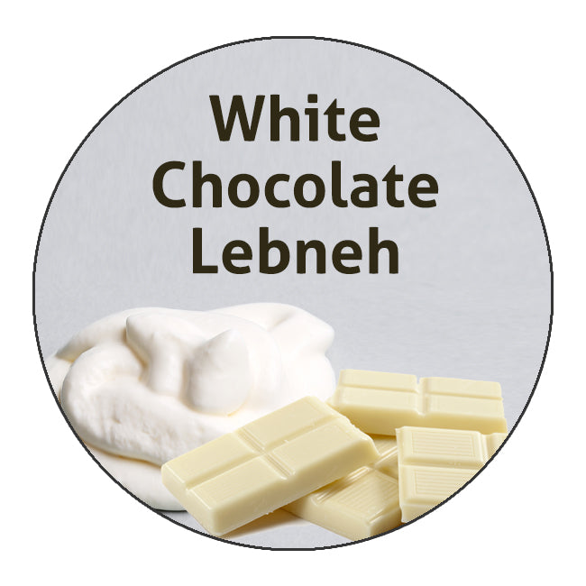 White Chocolate Lebneh