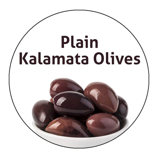 Plain Kalamata Olives