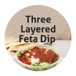 Three Layered Feta