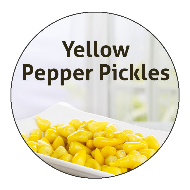 Yellow Pepper Pickles