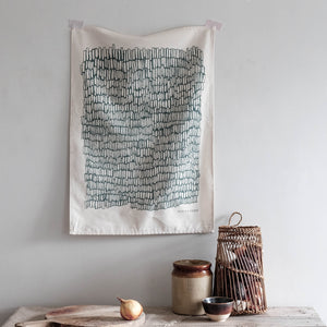 'Mur' Natural Tea Towel