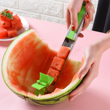 Load image into Gallery viewer, Watermelon Slicer Cutter