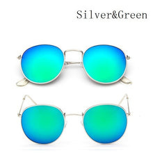 Load image into Gallery viewer, Summer Outdoor Metal Frame Round Sunglasses