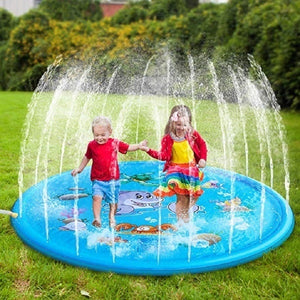 Inflatable Spray Water Pad