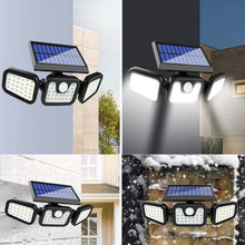 Load image into Gallery viewer, Outdoor Waterproof Solar Light Garden Wall Lamp Security Lighting 3 Modes Motion Sensor Light for Garden Yard Backyard Driveway Home & Living Accessories