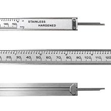 Load image into Gallery viewer, Stainless Steel Vernier Caliper Measuring Instrument