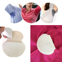 Load image into Gallery viewer, 6/12/20Pcs Disposable Underarm Sweat Pad