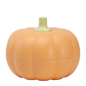 Pumpkin double layer candy box fruit plate