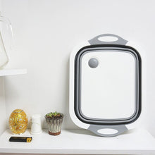 Load image into Gallery viewer, Multifunction Collapsible Cutting Board