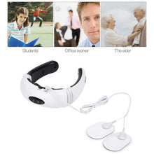 Load image into Gallery viewer, Infrared Heating of Electric Pulse Massager
