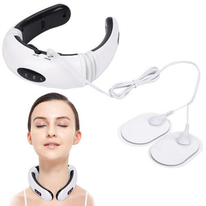 Infrared Heating of Electric Pulse Massager