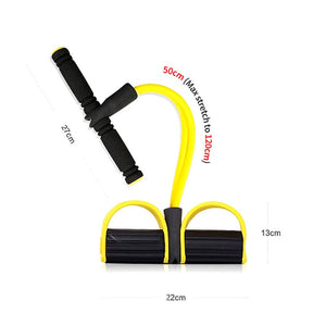 Elastic Pull Ropes Exerciser
