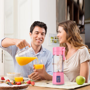380ml Portable Electric Juicer