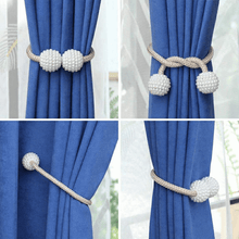 Load image into Gallery viewer, Magnetic Curtain Tieback (2PCS)