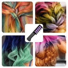 Load image into Gallery viewer, DIY Hair Color Comb 6 pcs/ set