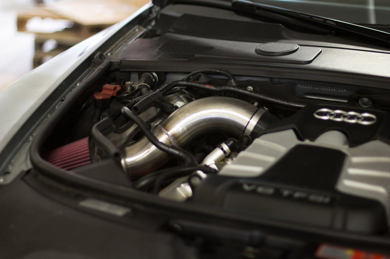Roc-Euro A6 3.0T Intake System (2009-2011)