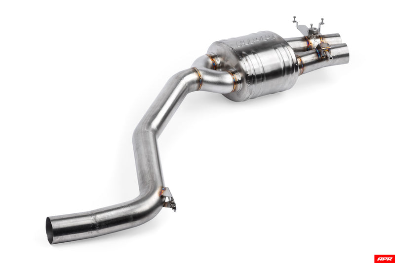 APR RS7 Catback Exhaust