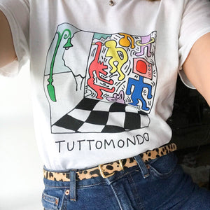 Tuttomondo Long Sleeve T-Shirt