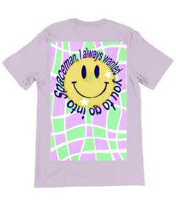 Acid House Smiley Unisex Tshirt