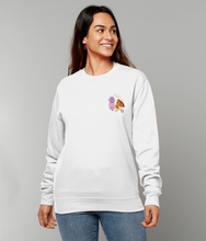 Load image into Gallery viewer, I Wuv Pizza Sweatshirt