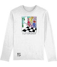 Load image into Gallery viewer, Tuttomondo Long Sleeve T-Shirt