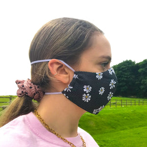 Premium Reusable Fabric Face Mask