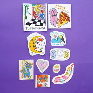 Best Selling Sticker Pack