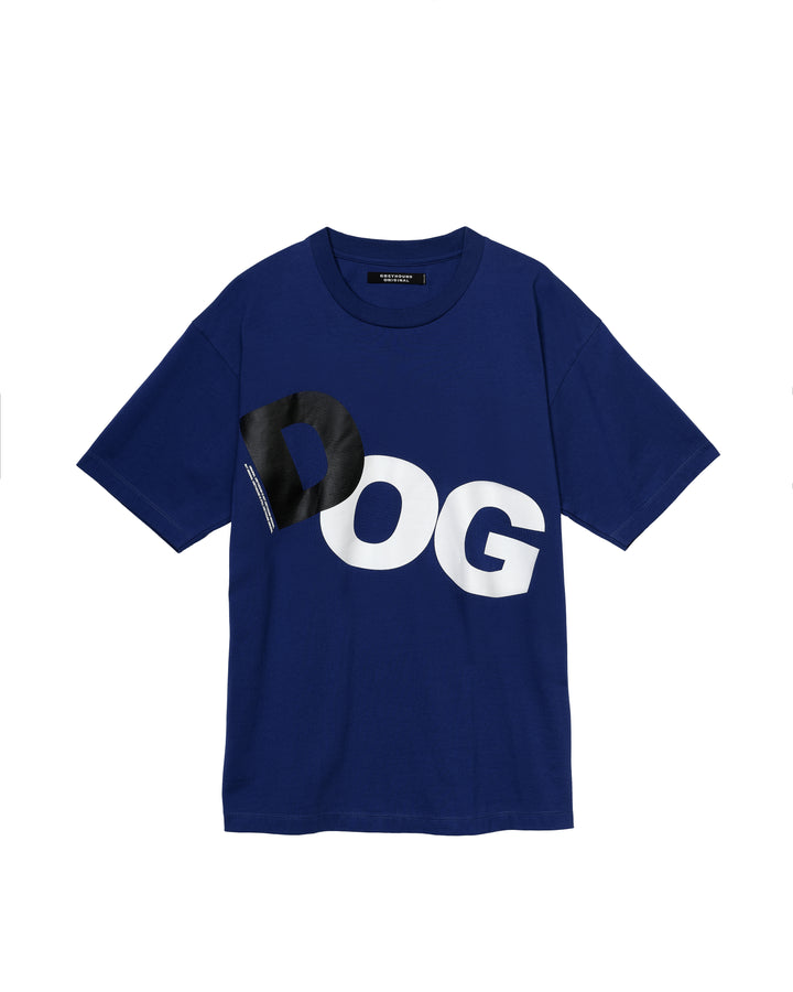 Giant D(OG) T-shirt Blue