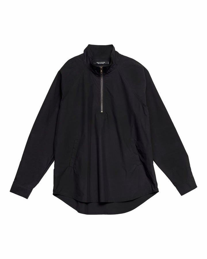 ZIPPER LONG SLEEVE SHIRT