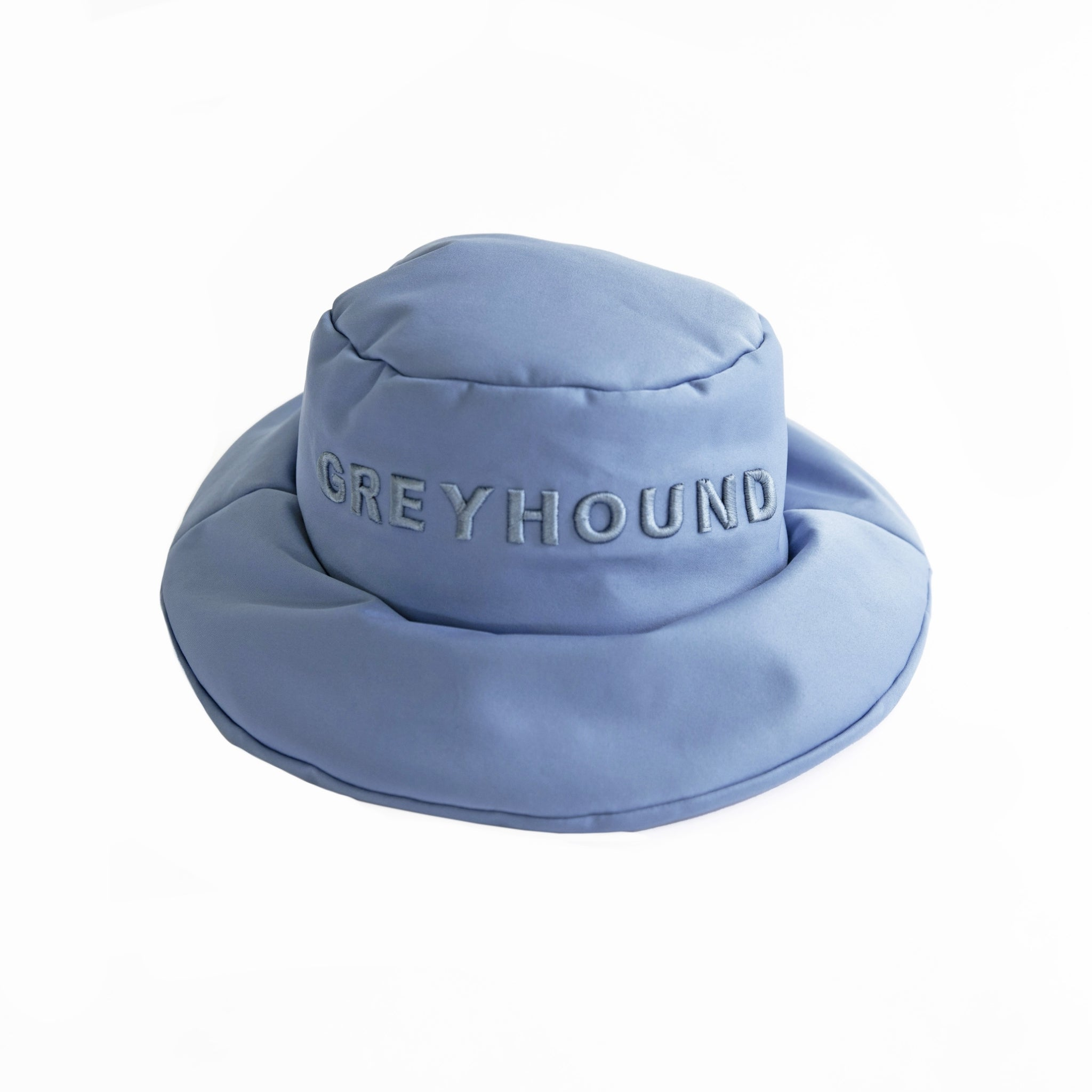Puffy Bucket Hat Light Blue