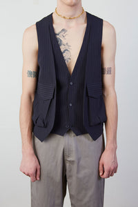 Double layers vest