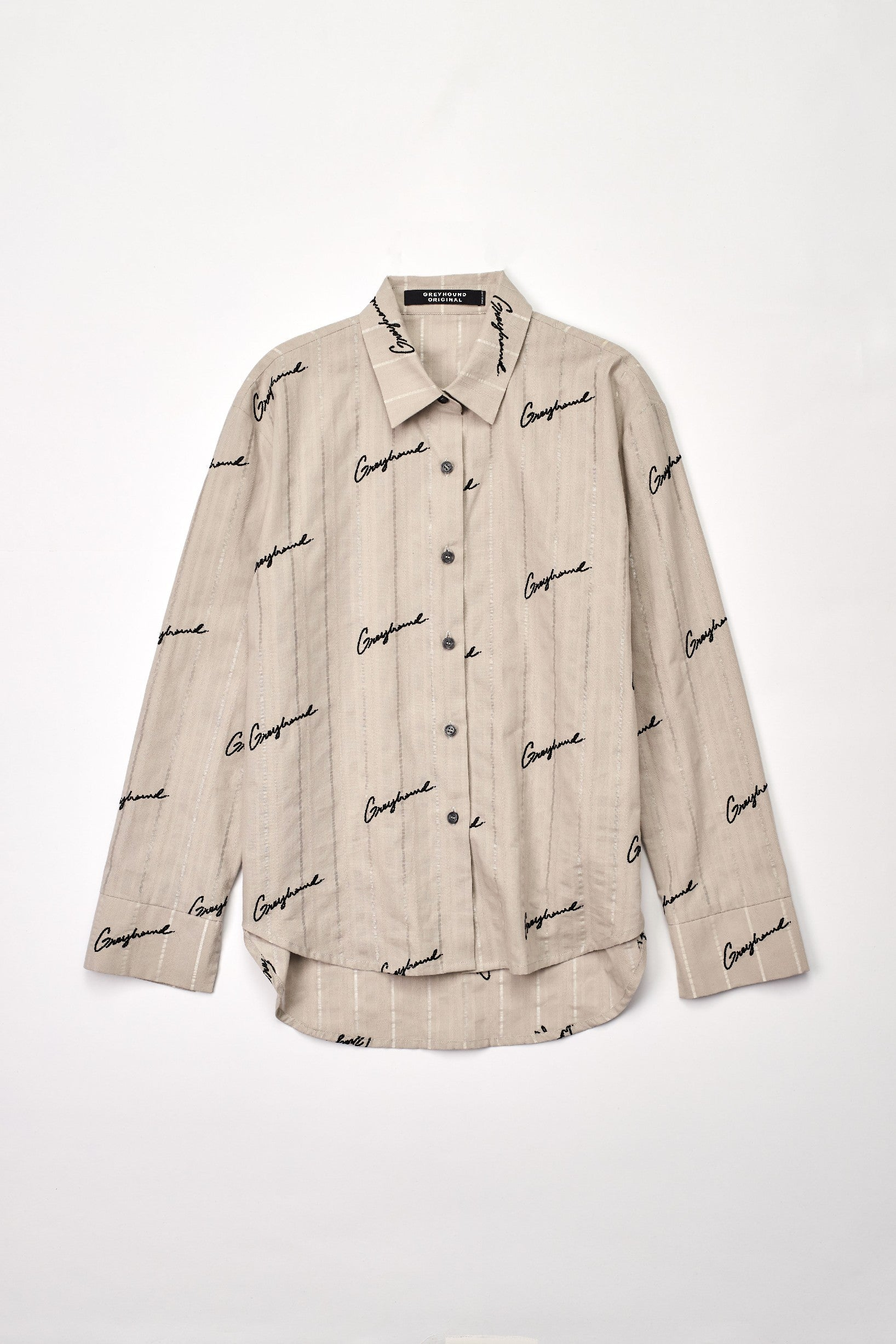Embroidered Logo Shirt