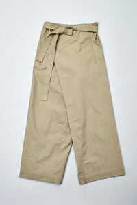 Fisherman Oversized Pants