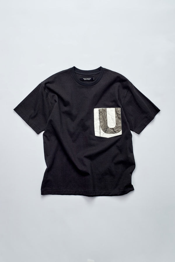 """GREYHOUND"" Logo Custom Tyvex Pocket T-shirt"