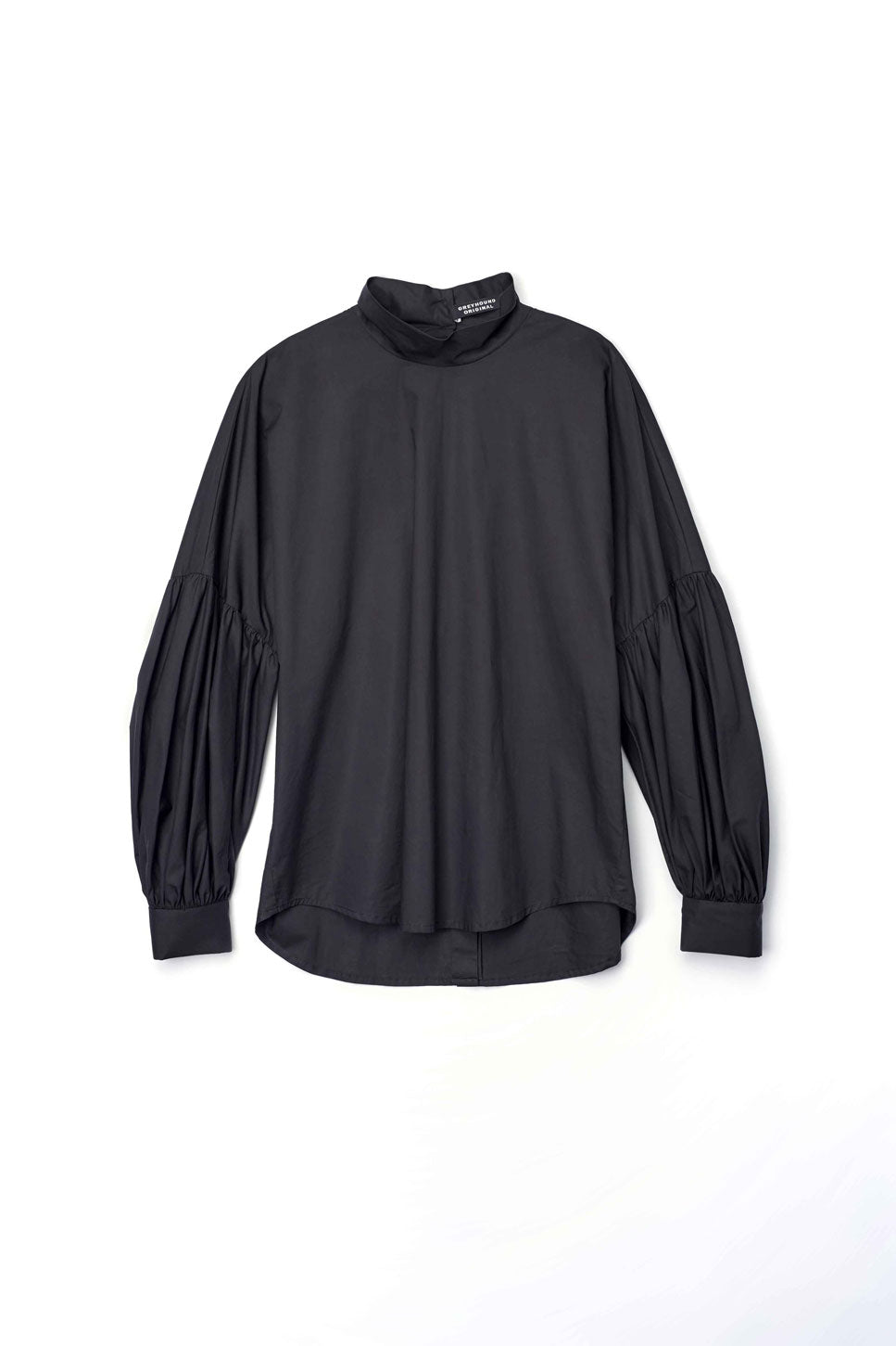 Ruffled Long Sleeve Top