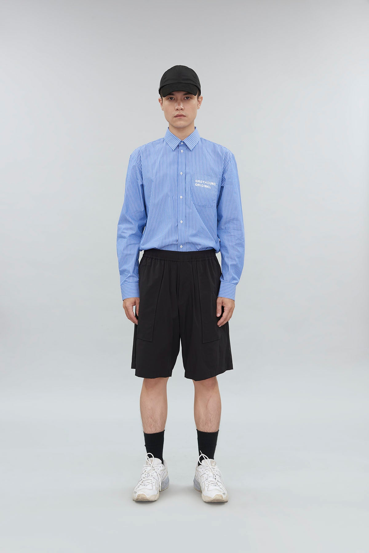 REGULAR POPLIN SHIRT