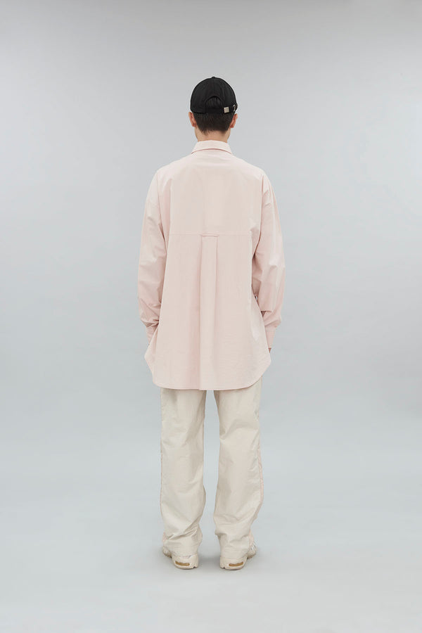 UTILITY OVERSIZED LONG SLEEVE SHACKET
