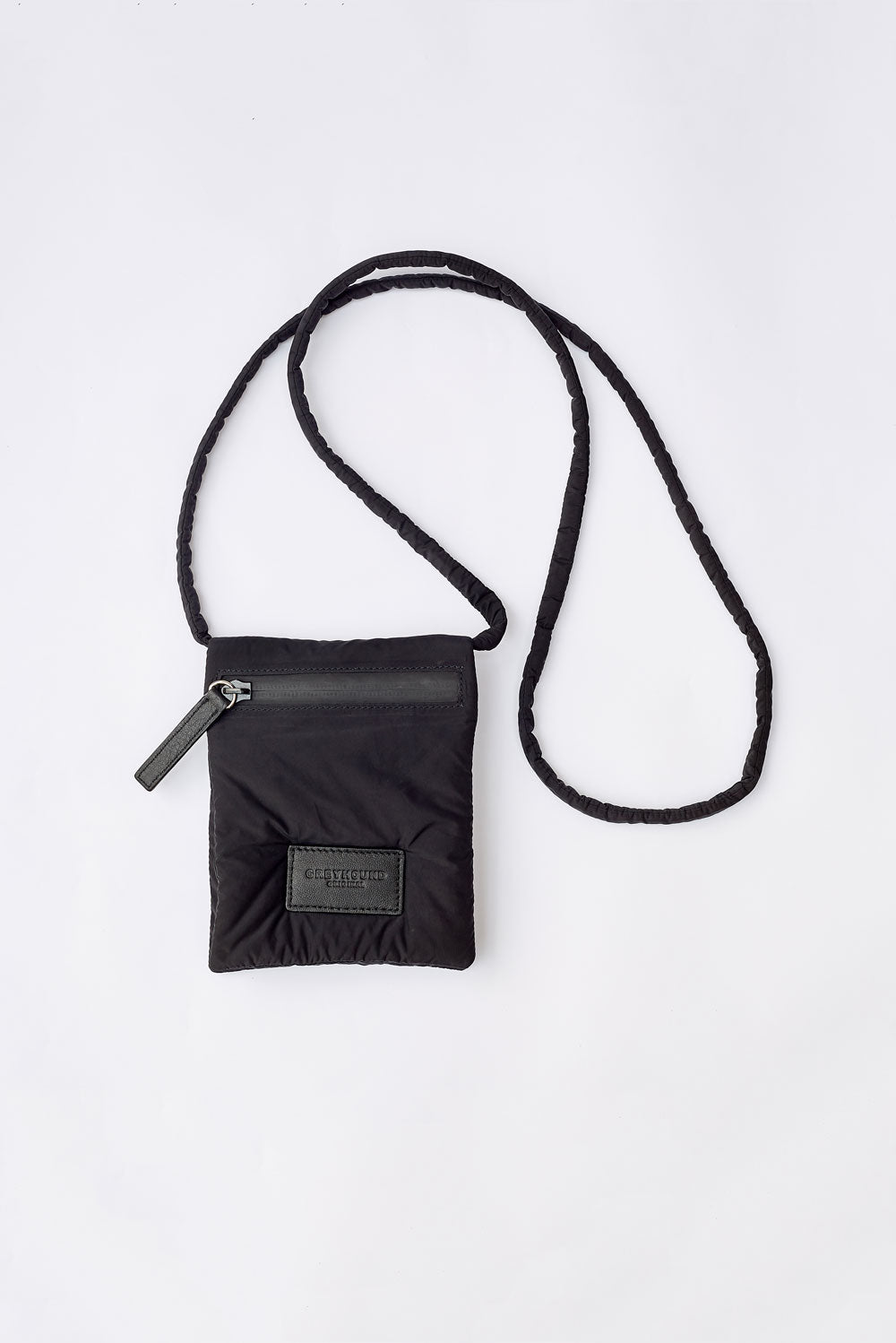 Crossbody Nylon Puff Sandbag