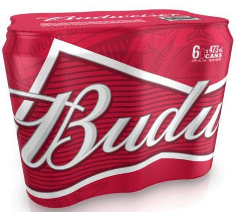 Budweiser 500ml Can