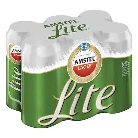 Amstel Lite 440ml Can