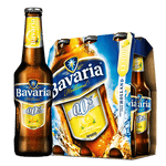 Bavaria  Lemon Non Alcoholic 330ml NRB