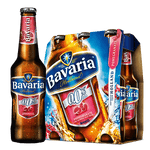 Bavaria Pommegrante Non Alcoholic 330ml NRB