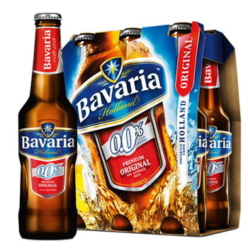 Bavaria Non Alcoholic 330ml NRB