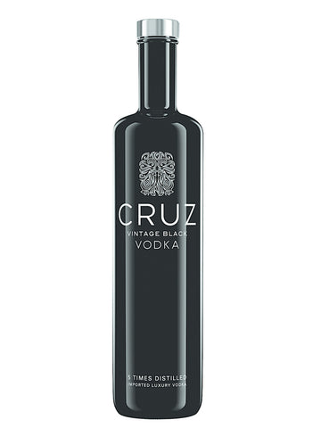 Cruz Vodka Vitage Black 750ml